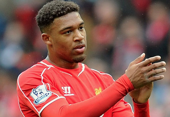 Red alert: Watford are eyeing a summer move for Jerome Sinclair