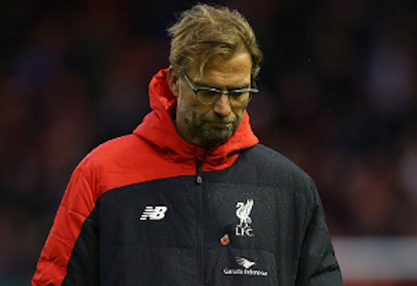 Waiting game: Klopp is awaiting updates on the fitness of key stars