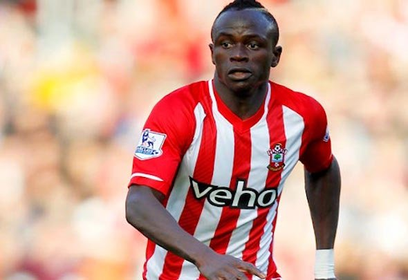 Target man: United are interested in Southampton forward Mane
