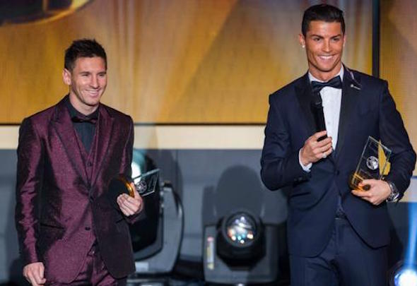 Number one: Lionel Messi is rated the most most valuable player in the world