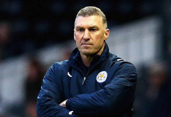 Second best: Nigel Pearson has lost out to Clarke to become the new Fulham boss