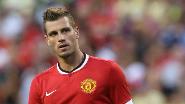 Bright spot: Schneiderlin returns after missing the midweek defeat at Wolfsburg