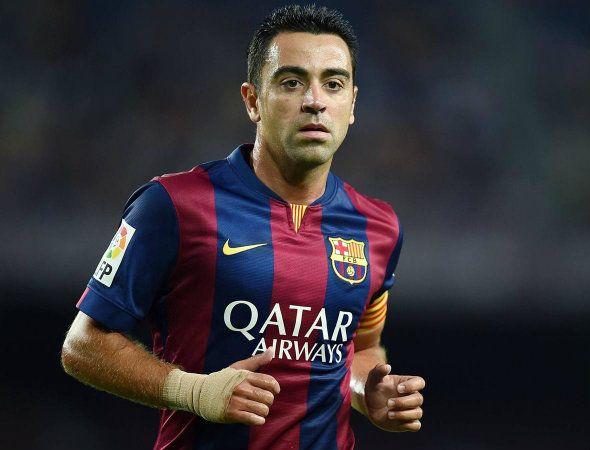 Xavi: Jack Wilshere would be a good fit for Rangers