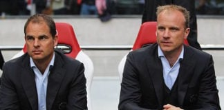 Dennis Bergkamp has emerged as a managerial target for Swansea