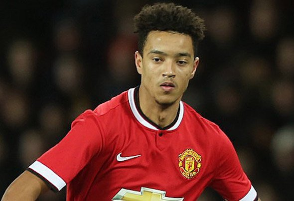 Cameron Borthwick-Jackson has been handed his chance in the Manchester United senior team after graduating from the Academy set-up
