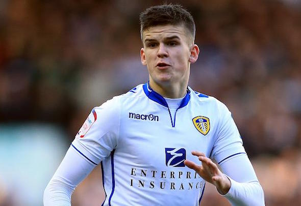 Leeds striker Sam Byram is a target for Aston Villa and Tottenham