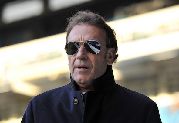 Massimo Cellini is at war with Sky over their transmission of Leeds matches