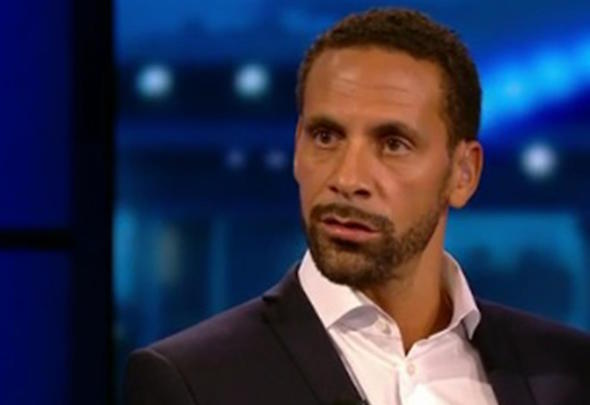 "Rio Ferdinand said he was ""astonished"" by Louis van Gaal's pessimistic view of Manchester United's Champions League chances"