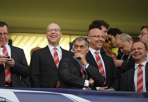 The Glazer family, who own Manchester United, are considering whether to sack Louis van Gaal