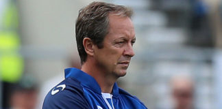 Stuart Gray has been offered the Fulham manager's job