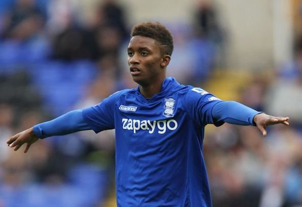 Leicester are in the driving seat to sign Birmingham sensation Demarai Gray