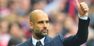 Arsenal have not given up hope of enticing Pep Guardiola