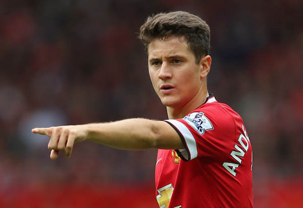 Ander Herrera has been criticised by Paul Ince for being too weak