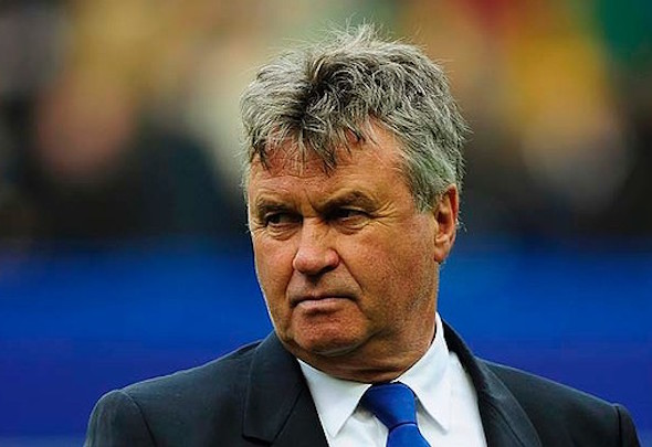 Guus Hiddink will be appointed caretaker Chelsea manager until the end of the season