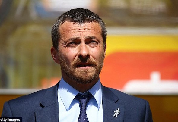 Stanislav Jokanovic has been targeted by Fulham to become their new manager