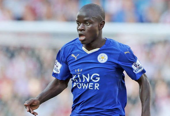 N'Golo Kante has made more Premier League interceptions than any other player this season