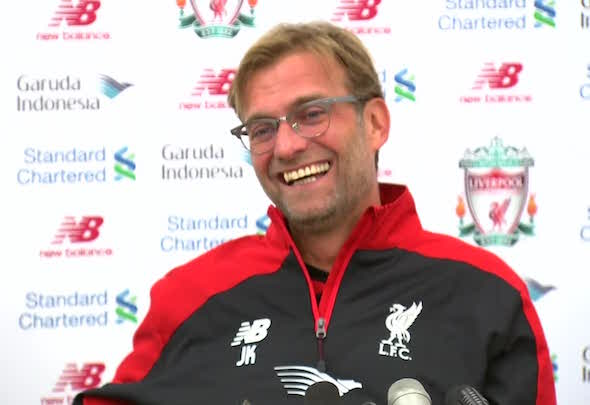 For keeps: Klopp has sanctioned a new contract for No1 Simon Mignolet