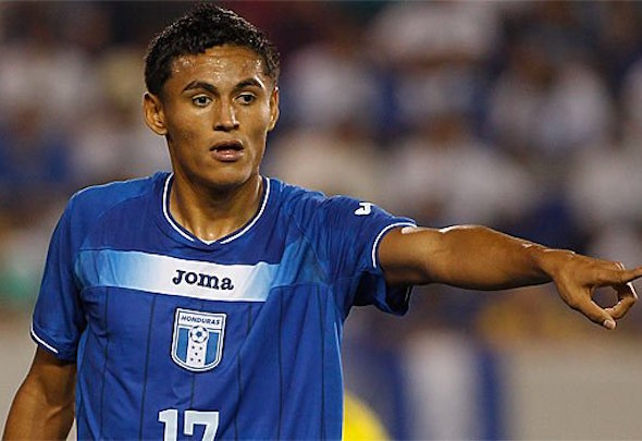 Arsenal are monitoring Anderlecht winger Andy Najar