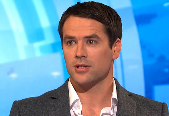 Michael Owen believes Manchester City's defeat at Stoke has blown the title race wide open