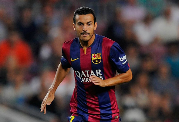 Pedro has been a major disappointment since he left boyhood club Barcelona for Chelsea