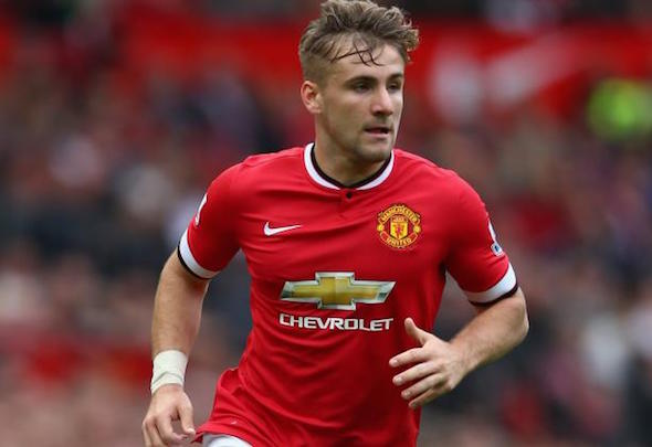 Luke Shaw is set to be offered a new deal by Manchester United