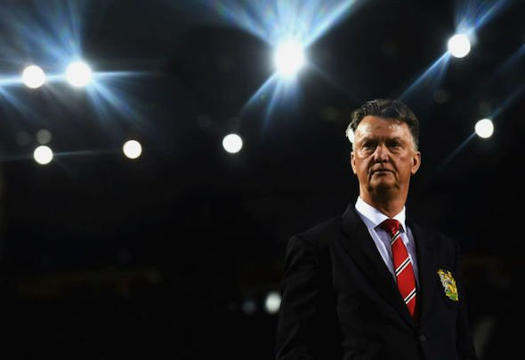 Louis van Gaal's position at Manchester United is under growing threat