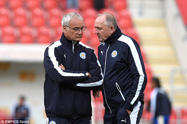 Leicester assistant manager Steve Walsh has been the driving force for the club's impressive recruitment