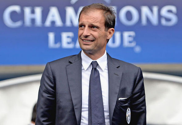 Chelsea are targeting Juventus manager Max Allegri