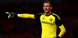 Goalkeeper Mitchell Beeny has joined Newport on loan from Chelsea