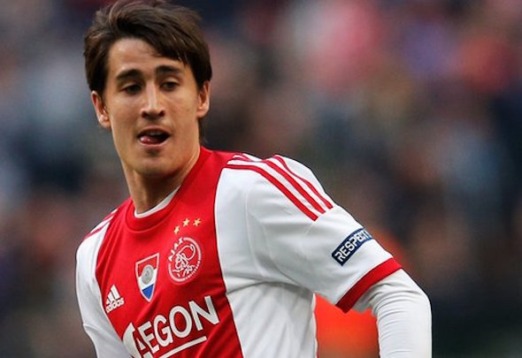 Chelsea and Manchester United are scouting Bojan Krkic