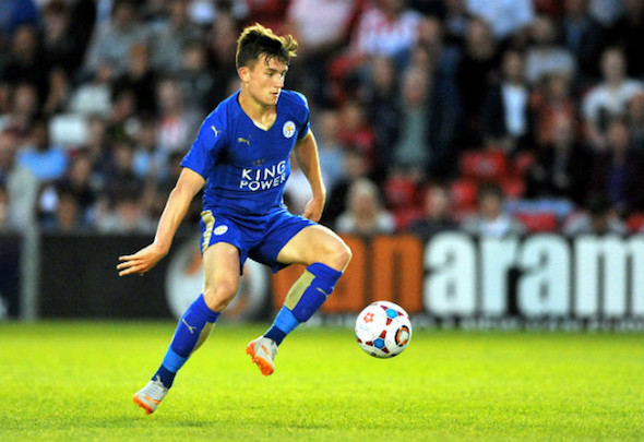 Leicester left-back Ben Chilwell is on the radar of Arsenal