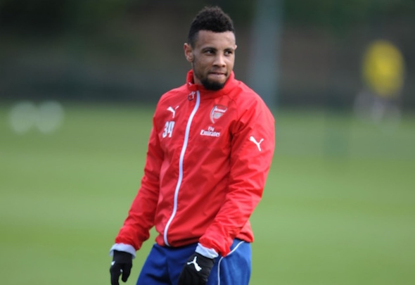 Francis Coquelin is closing in on his comeback after a two-and-a-half-month absence