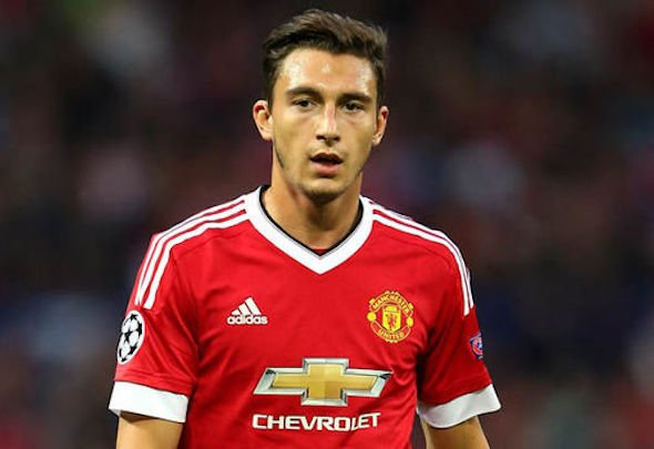 Manchester United right-back Matteo Darmian has joined the club's growing casualty list