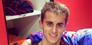 Manchester United are set to clinch the signing of Italian teenager Luca Ercolani