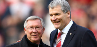 David Gill had a successful working relationship with Sir Alex Ferguson for a decade at Manchester United