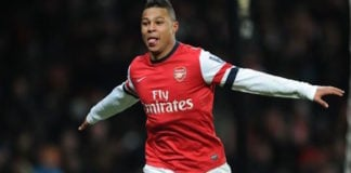 Serge Gnabry is set to head out on loan again following the end of his spell at West Brom
