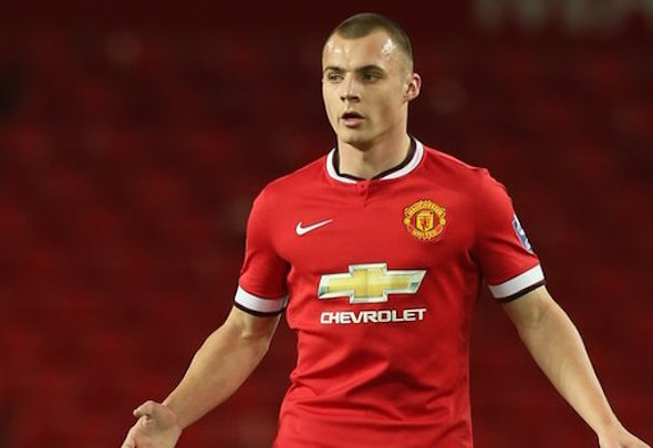 Manchester United midfielder Liam Grimshaw is being eyed by Preston