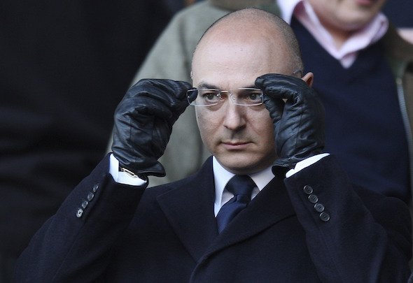 Tottenham chairman Daniel Levy negotiated a first-option clause in Gareth Bale deal