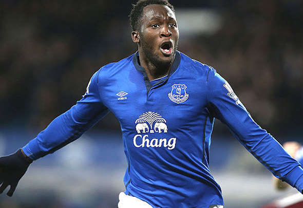 Romelu Lukaku wants to be the best striker in the world