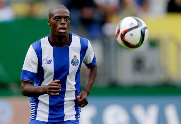 Porto defender Bruno Martins Indi is on the radar of Manchester United