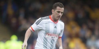 Fulham have refubbed January interest in forward Ross McCormack