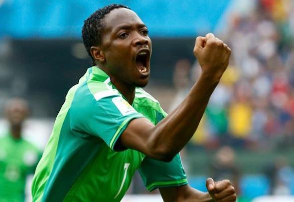 Manchester United and Leicester are on the trail of Ahmed Musa