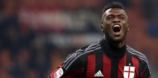 AC Milan striker is on the target list of Leicester