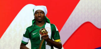 Kelechi Nwakali wants the number 25 shirt worn by his hero Kanu
