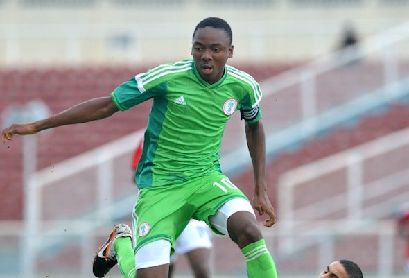 Arsenal are closing in on a double deal for Nigerian sensations Kelechi Nwakali and Samuel Chukwueze