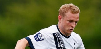 Alex Pritchard is on the verge of a loan move to Burnley