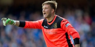 Leeds are on the trail of Aberdeen goalkeeper Danny Rogers