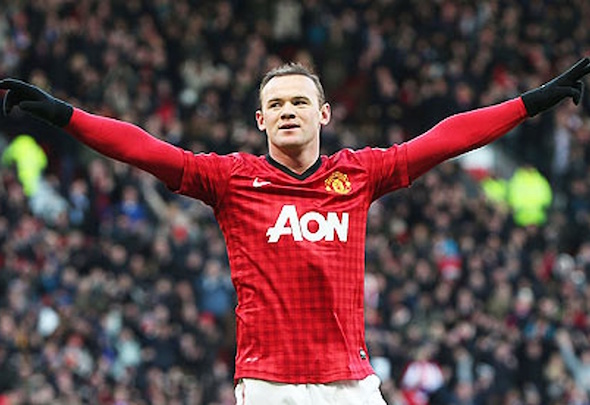 Wayne Rooney scored in consecutive Premier League games for first time since November 2014