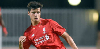 Joao Teixeira has revealed he has opened contract talks with Liverpool