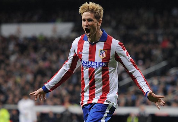 Fernando Torres has been offered to Tottenham during the transfer window